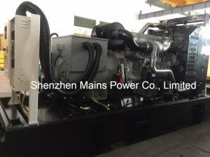 440kVA予備発電のPerkinの無声ディーゼル発電機MP440eの発電機
