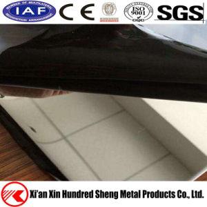 ASTM AISI DIN 201/202/304/316L 미러 완료 스테인리스 장