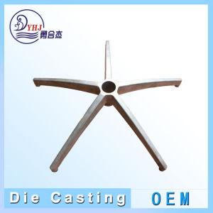 Professional OEM Zinc-Alloy moldeado a presión de aluminio y piezas de repuesto en China
