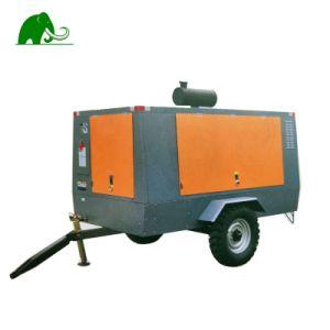 30 Bar Prix Diesel vis Portable Air Compressor pour percer la machine