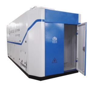 3 Bank van de Lading 10.5kv van het Gebruik van de Generator van de fase de Proef2MW