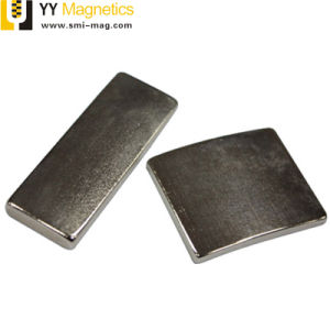 Arc формы N52 неодимовые магниты
