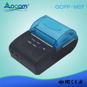 Ocpp-M07 Mini-Impressora Térmica móvel portátil Bluetooth