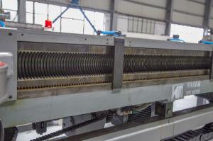 Parafuso de Twin máquina de tubos de papelão ondulado de parede dupla