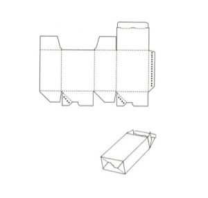 Automático de etiquetas/tags/Hangtags/Cosmética/medicina/caja de vaso de papel desvestido de la máquina