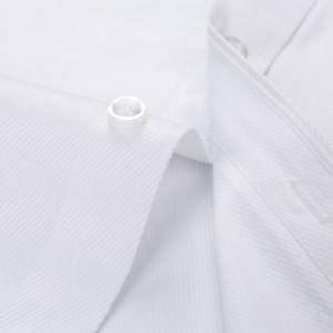 Настройка стиля хлопка мужчин официальной одежды длинной втулки футболка