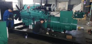 mit Perkins-Motor-leisem Energien-Generator
