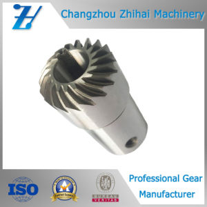 Transmission Gearbox를 위한 ISO Standard Spiral Bevel Differential Gear