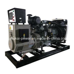 80kw/100kVA電力のDeutzエンジンのディーゼル発電機セット