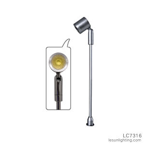 1 Beleuchtung LC7326 Wstehende des Gooseneck-LED