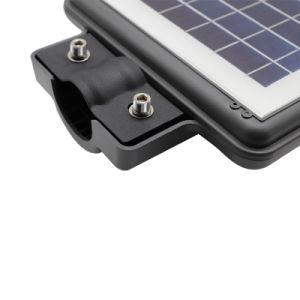 IP66 di alluminio 40 watt muoiono la lampada esterna IP65 40W tutto del giardino delle coperture del getto in un indicatore luminoso di via solare integrato