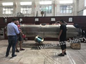 綿実の穀物乾燥機のための連続的な振動の流動床のドライヤー