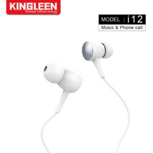 3.5mm Stereosport, der Earbuds, Kopfhörer, Kopfhörer Mic FernsteuerungsSmartphones laufen lässt
