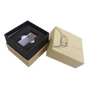 De stijve Doos van de Gift van de Sluiting van het Karton Magnetische met het Verwijderde Tussenvoegsel van EVA/van het Schuim