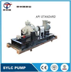 API ASTM ANSI Горизонтальная Центробежная Нефтехимическая Кислота Горячее Сырое Топливо Дизель Перекачка Газойля Химический Технологический Насос