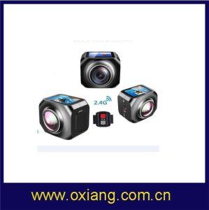 1080P de la cámara de acción deportiva impermeable de visión nocturna de la Cámara Cámara deporte