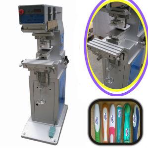 1개의 헤드 하나 색깔 패드 인쇄 기계