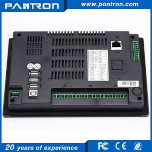 7 Polegadas Painel HMI Industrial PC com 250cd/m2 o brilho