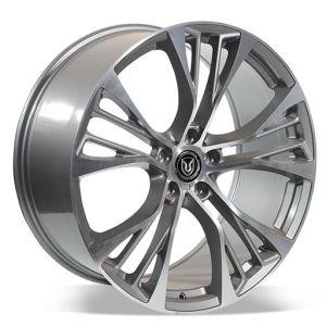 16-20 de Wielen van de Legering van het Aluminium van het Staal van de duim voor de Auto van BMW