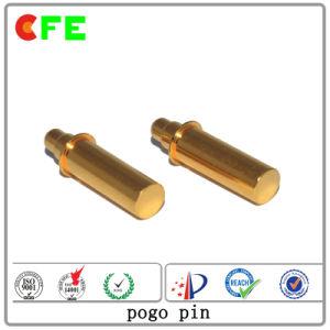 ステッチライトのための8A電池のばねのPogo Pin