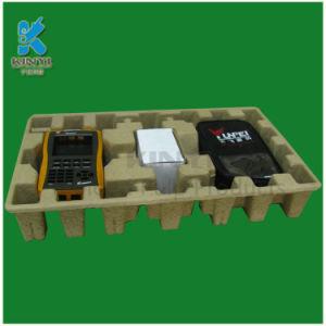Настраиваемые принимать экологически безопасные защитные вставки биоразлагаемой упаковки электроники