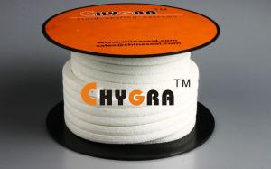 PTFE pur tressé en fibre de l'emballage P1130
