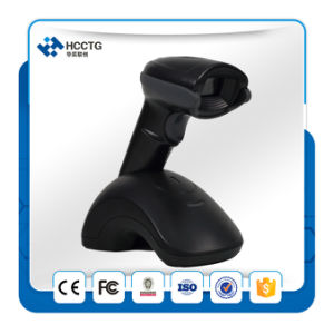 Área inalámbrico Bluetooth Imager 1D de escáner de códigos de barras láser 2D con la Base (HS5130)