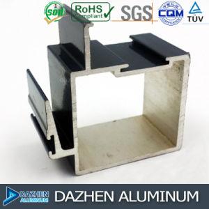 Perfil de aluminio del fabricante de aluminio para la puerta de la ventana que anodiza el bronce anodizado