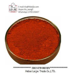 Rood 130 van het Oxyde van het ijzer voor Verf en Deklaag en Deeg