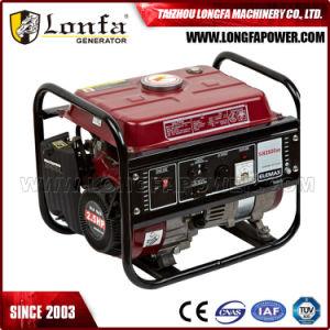 0.8Kw Generador Portátil de 1kw AC / Generador de motor de gasolina (3CV)