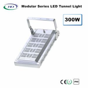 Hi-Power 200W/250W/300W LED de la serie modular la luz del tunel con Ce & RoHS