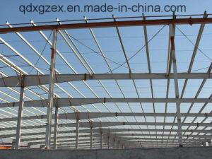 Edificio de la estructura de acero/marco de estructura de acero (SSW-253)