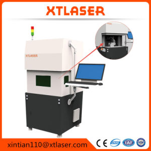 Macchina della marcatura del laser della fibra di CAS /Max /Raycus/ Ipg 20W 30W 50W per metallo, vigilanze, macchina fotografica, ricambi auto, inarcamenti
