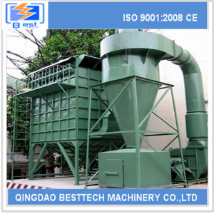 La Chine la meilleure qualité de collecteur de poussière de four de fusion par induction