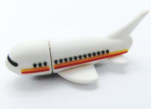Real Full Capacityの飛行機USB Flash Memory 128MB-32GB