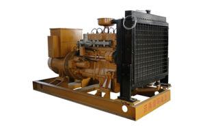 Generador de gas natural de 100kw con motor 6135 Exportar a Rusia