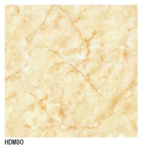 Micro-kristal de Tegel van het Porselein van de Reeks in China Hdm80 wordt gemaakt die