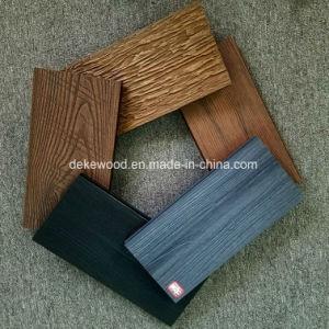 Конкурентоспособным ценам пластмассовые деревянные WPC декорированных пол с маркировкой CE, FSC, ISO