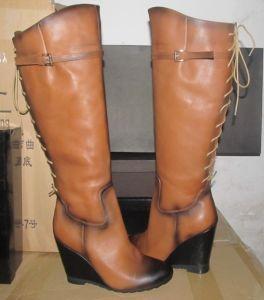 Bottes pour femmes de la conception la plus récente du genou