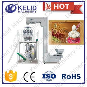 Niedrige Kosten-Qualitäts-Zuckerquetschkissen-Verpackungsmaschine