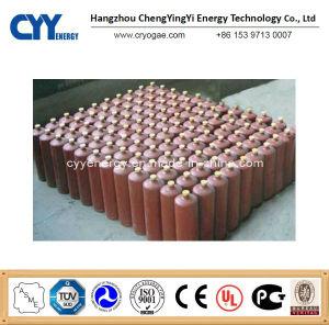 DOT-3AA indústria de alta pressão de nitrogênio oxigênio argônio cilindro de dióxido de carbono