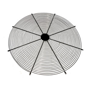 Круглой металлической проволоки сетка / провод решетка вентилятора
