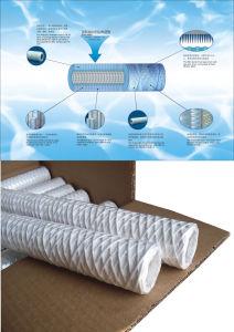 PP el algodón el carbón activado el filtro de agua