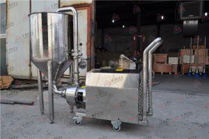 En ligne en acier inoxydable haut de la pompe de mélangeur de cisaillement