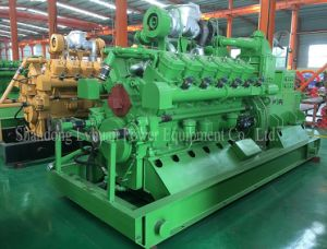 Ce lit de charbon Gaz approuvé générateur de puissance électrique 500KW 600kw