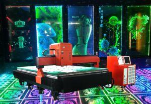 Machine de gravure de laser à verre de tailles importantes