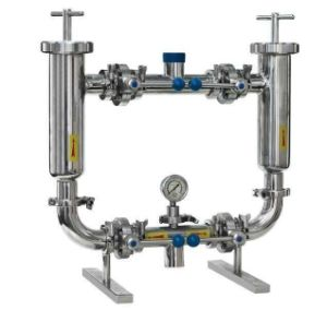 Трубы для двусторонней печати фильтр (ZT10) с SS304 SS316