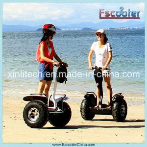 Scooter électrique avec deux roues Stand up