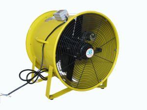 16  220V het Regelbare Draagbare Ventilator van de Uitlaat