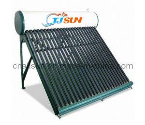 Низкое давление солнечного Гейзер /Solar Keymark